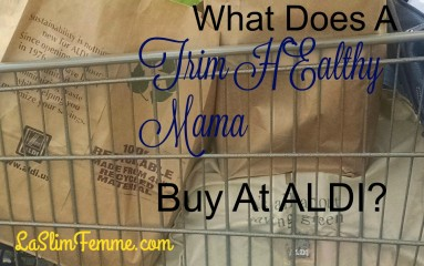 Trim Healthy Mama ALDI
