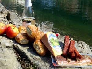 french charcuterie platter