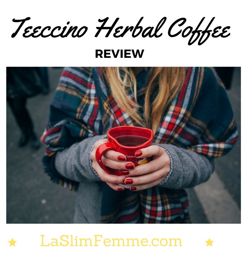 Teeccino Herbal Coffee Review