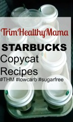 THM Starbucks Copycat Recipes