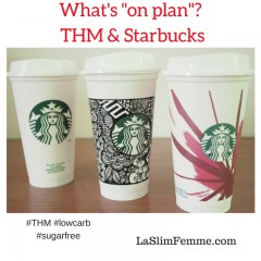What's on plan at Starbucks #THM