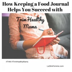 Video: How keeping a Food Journal can help you with TrimHealthyMama