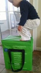 I love AmazonFresh: groceries delivered to your doorstep