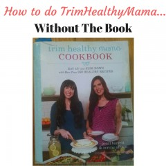 How to do TrimHealthyMama Without the Book