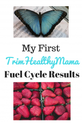 Trim Healthy Mama Fuel Cycle Results